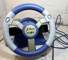Nintendo Game Cube X Racer Steering Wheel