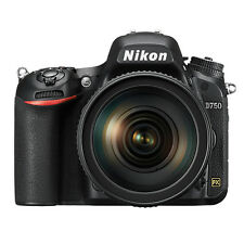 Nikon D750 Digital SLR Camera + AF-S NIKKOR 24-120mm f/4G ED VR Lens