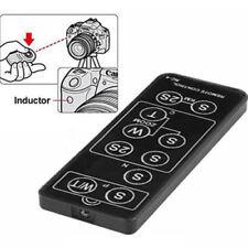 IR Wireless Remote Control for Nikon Canon Pentax Konica DSLR Camera RD