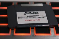Akai MPC 2000XL OS Ver. 1.20 or 1.14 Operating System ZIP Disk 100MB - Free SHIP