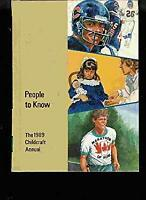 People to Know : A Supplement to Childcraft - The How and Why Library Hardcover