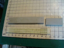 vintage Slide Rule: CASTELL A. W. FABER, 57/87 rietz, no info on back, in case