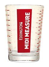 Eddingtons Midi Glass Measure Cup Teaspoons Tablespoons Ounces Millilitres 120ml