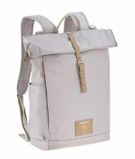 Lässig Green Label Rolltop Backpack Wickeltasche Rucksack Grey Grau