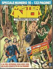 MISTER NO SPECIALE # 10- I DIAVOLI BIANCHI  - MARZO 1996 - OTTIMO