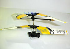 SH 6020 3CH Helicopter Main Blade Full Set Part with Gear on Yellow Color x 1
