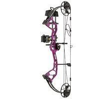 Bear Archery Royale RTH Package (Purple) 50lb Limbs Right Hand Compound Bow