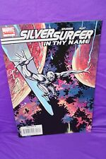 Silver Surfer In Thy Name #3 of 4 Limited Series Comic Marvel Comics Vf