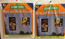 24 Sesame Street Door & Window Cover Halloween Wholesale New $1.50ea USA seller