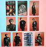 10pcs/set Kpop WAYV WayZenNi Crystal HD Photocard Card Stickers