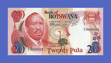 BOTSWANA - 20 Pula 1979s -Reproductions - See description!!!