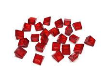 4244363 Lego Dachstein 1x1x2//3 30° Transparent Rot 25 Stück