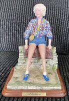 Danbury Mint BBC TV Show Last Of The Summer Wine Marina Figurine