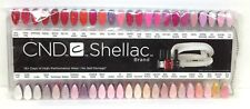 CND Shellac Nail Palettes with Colors - 3 Plates/Pack
