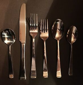 New CUISINART JULIENNE STAINLESS FLATWARE - YOU CHOOSE
