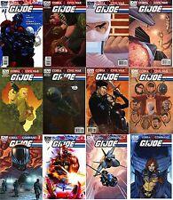 G.I. JOE Vol 2 #'s 1-17,19-21 BY IDW COMICS NM/M