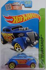 2015 Hot Wheels HW WORKSHOP Pass 'N Gasser 209/250 (Blue Version)