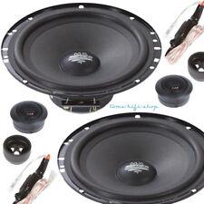 Audio System MX-165 EVO 16,5 cm 2-Wege Lautsprecher Set 240 Watt Boxen M-Series