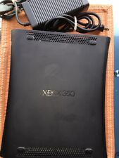 Microsoft Xbox 360 Elite ~ System Console Only Matte Black Tested Works!