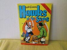 WILL EISNER Hawks of the Seas. 1986 Kitchen Sink 1st printing. Pirates V/F