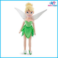 "Disney Fairies TinkerBell 21 1/12"" Plush Doll Toy brand new with tags"