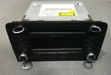 2004-2012 AUDI A3 CONCERT RADIO CD PLAYER 8P0 035 186 AB