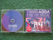 """TINA COUSINS CLEOPATRA B*WITCHED BILLIE """"Abba Thank You..."""" LIVE CD At The Brits"""