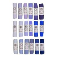Unison Artist Quality Soft Pastels - Blue Violet 1 - 18