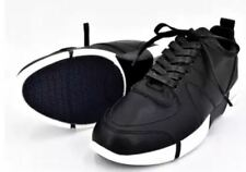 Tanggo Fashion Sneakers Men's Formal Leather Shoes F-K907 (BLACK) SIZE 43