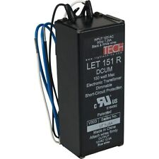 LIGHTECH LET-151 AC ELECTRONIC TRANSFORMER 110 TO 12 VOLT