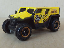 Matchbox NEW 2019 - Ghe-O Rescue Yuma Dunes yellow EXCLUSIVE 5-pack COLOUR  MINT