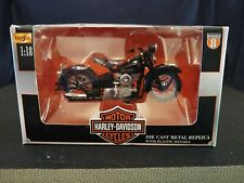 Maisto Harley Davidson 2000 FLHRC Road King Classic Diecast 1:18 Series 8