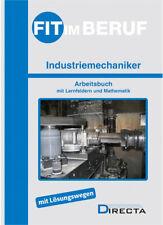 Fit im Beruf Industriemechaniker Directa Buch NEU
