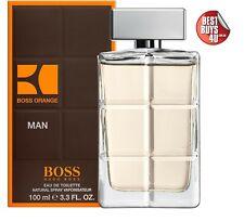 BOSS ORANGE BY HUGO BOSS EDT 100ML - FRAGRANCE FOR MEN