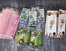 JOB LOT of 20 Kids Boy Girl Wrist Watch Disney Mickey Hello Kitty Watch Bundle