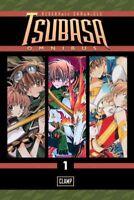 Tsubasa Omnibus 1, Paperback by Clamp (COR); Gerard, Anthony (TRN); Flanagan,...