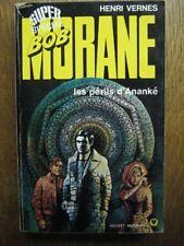BOB MORANE HENRI VERNES LES PERILS D'ANANKE