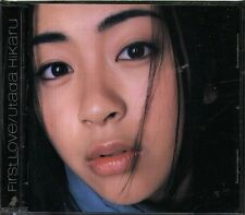 Hikaru Utada - First Love - Japan CD - J-POP - 12Tracks