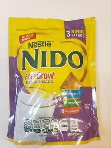 Nestle Nido Instant Powder Milk FortiGROW Vitamin D & Iron 460g up to 3 Litros