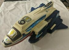 Vintage Tomy Tomica Earth Commander Future Urgent Playset Space Shuttle Parts
