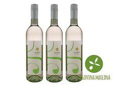 3x Galic Grasevina G-Tocka - Welschriesling ,Spitzenwein aus Kroatien 0,75 l