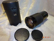 Vivitar 28-200mm f:3.5-5.3 MC macro focusing zoom Olympus OM fIt good condition