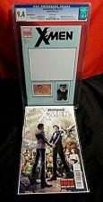 ASTONISHING X-MEN # 51 CGC 9.4 1ST LGBTQ WEDDING COVER PHIL NOTO + RAW COPY 2012