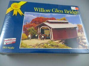 HO Cornerstone Willow Glen Bridge Sealed Box 933-3602
