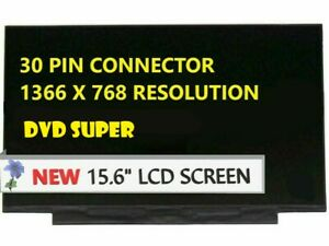 NT156WHM-N34 15.6 inch 1366X768 No screw holes EDP 30 pin LCD SCREEN PANEL