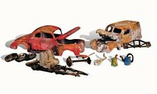 Woodland Scenics AS5563 HO Scale Junk Cars