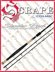 Canna Colmic feeder SLENDER RUSH Competition 3sec mt.4.00 gr.60-90-120
