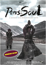 PATHS OF THE SOUL - A JOURNEY INTO HUMANITY & FAITH ORIG. FILMPOSTER CINEMA AD