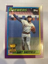 1990 Topps Gary Sheffield Gem Mt