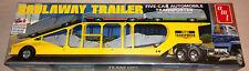 AMT Haulaway Trailer 5 Car Automobile Transporter 1:25 scale model kit 1193